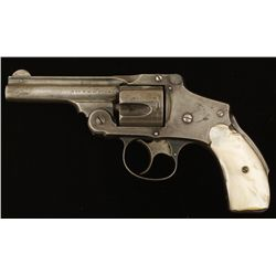 Smith & Wesson 4th Mdl Safety Cal .38 S&W SN: 1515