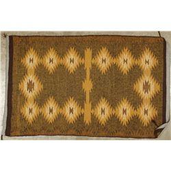 Navajo Raised Outline Rug