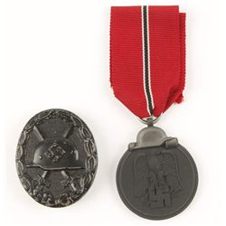 German WWII Eastern Front Decoration