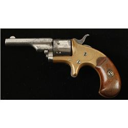 Colt Mdl Open Top Cal .22 SN: 37754