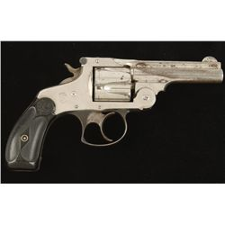 Smith & Wesson D.A. 4th Mdl Cal .38 S&W SN:461564