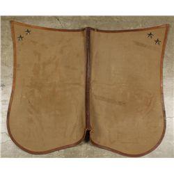 1917 Saddle Cloth