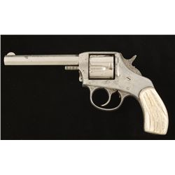 H&R Mdl American Double Action Cal .38 SN:NVSN