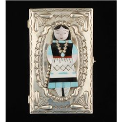 Sterling Silver Handmade Vanity Box