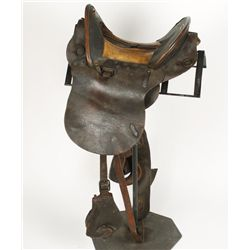 Civil War Saddle