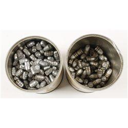 Box Lot of Lead Bullets
