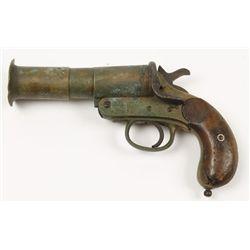 Webley & Scott Early Flare Gun