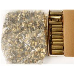 Box Lot of Brass