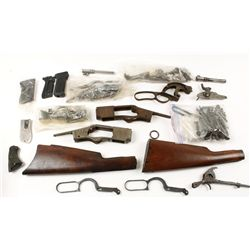 Bonanza Lot of Gun Parts