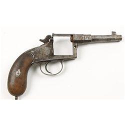 V.C.S. & C.G.H. Reichsrevolver model 1883 Cal: 10.