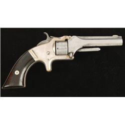 Smith & Wesson Mdl 1 Cal .22 SN: 62400
