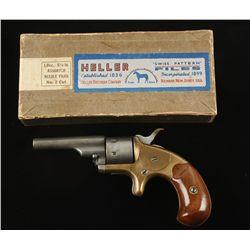 Colt Mdl 1872 Cal .22 SN:12741