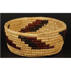 Lot of (2) Papago Baskets