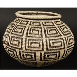 Wounaan Indian Handmade Basket