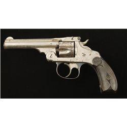 Smith & Wesson DA 4th Mdl Cal .32 SN: 129402