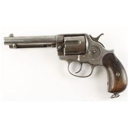 Colt 1878 Cal .45 SN: 3104