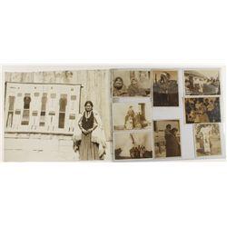 Collection of (9) Original Photographs