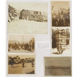 (6) Original Photographs by Harmon Percy Marble