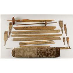 Vintage Navajo Weavers Bundle