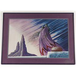Acrylic by Bill Rabbit