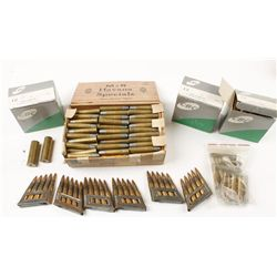 Lot of Ammo and Brass