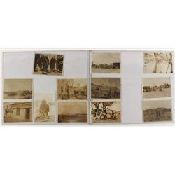 Collection of (12) Original Photographs