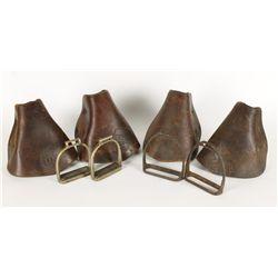 (4) Pairs of Stirrups