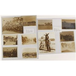 Collection of (11) Original Photographs
