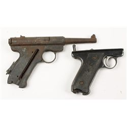 Lot of (2) Ruger MKI Pistol