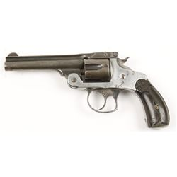 Smith & Wesson Model 4 Cal: .38 S&W SN: 370128