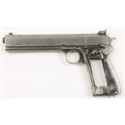Colt 1902 Military Cal: .38 rimless SN: 40193