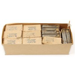 Box Lot of 11mm Ammo in Stripper Clips