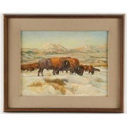 Oil on Canvas by Tony Sandoval