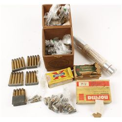 Box Lot of Misc. Ammo