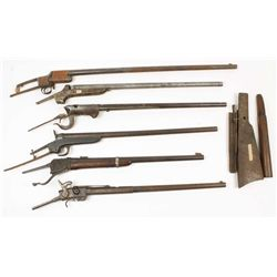 Civil War Gun Parts Lot