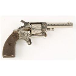 Hood Firearms Co Mdl Alexis Cal .22 SN:9086