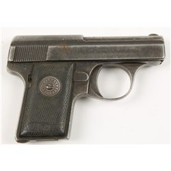 Walther Model 9 Cal: 6.35mm SN: 535906