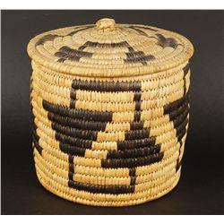 Papago Lidded Basket