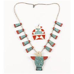 Santo Domingo Necklace and Pendant