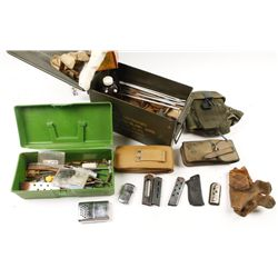 Ammo Box of Cleaning Kits