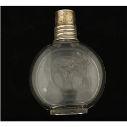 Glass Officers Flask