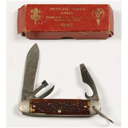 Remington Boy Scout Knife