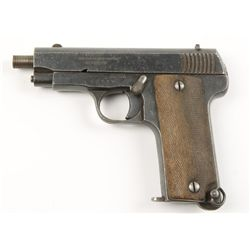 Astra Military Model Cal: .32 SN: 62215