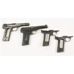 Lot of (4) Pistols
