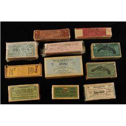 Vintage Ammunition Lot