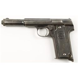 Astra 1921 Cal: 9mm SN; 36423