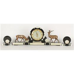 (3) Piece Clock Set