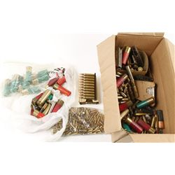 Box Lot of Misc. Ammo