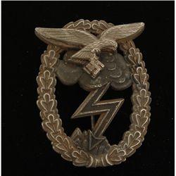 German WWII Luftwaffe Ground Combat Badge
