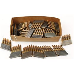 Box Lot of Ammo in Stripper Clips